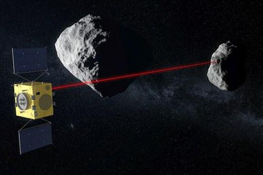 L'Alma Mater nello spazio per la difesa planetaria